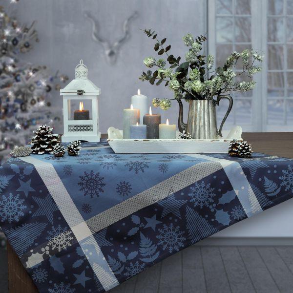 Tischdecke Weihnachten FAIRBANKS