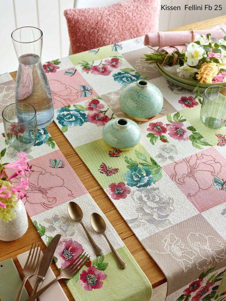 Tischband / Tischläufer ROMANCE PATCH