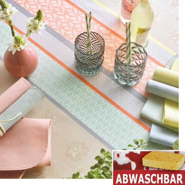 BISTRO ROSALIE 2 Tischsets abwaschbar (0)