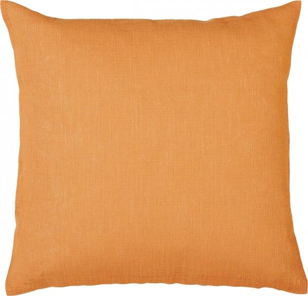 Kissenhülle LINEA mit Fleckschutz orange (0)