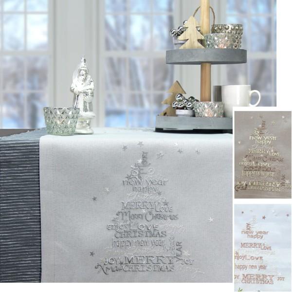 Mitteldecke Weihnachten TREE OF WISHES (0)