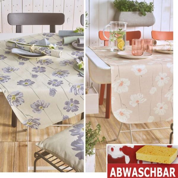 BISTRO FLEUR Tischläufer abwaschbar (0)