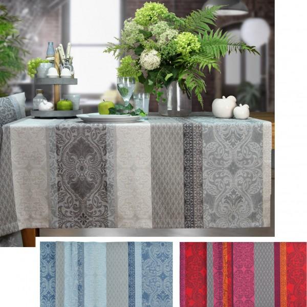 Tischläufer PAU, 50x155cm, Farbe 10-mittelblau (0)