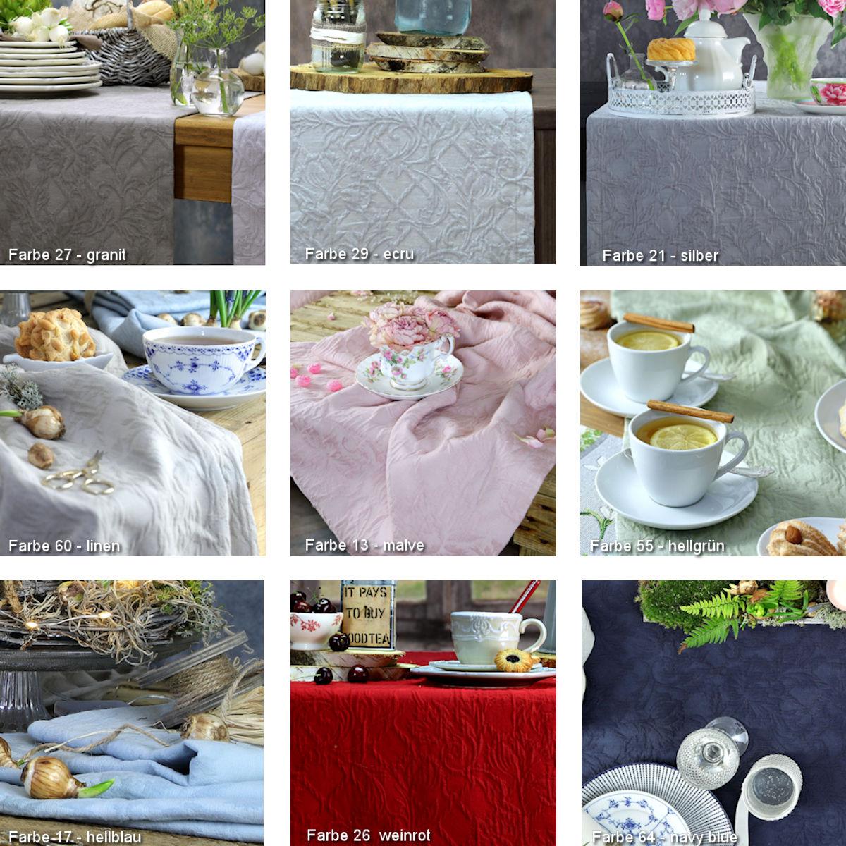 Tischdecken Baumwolle