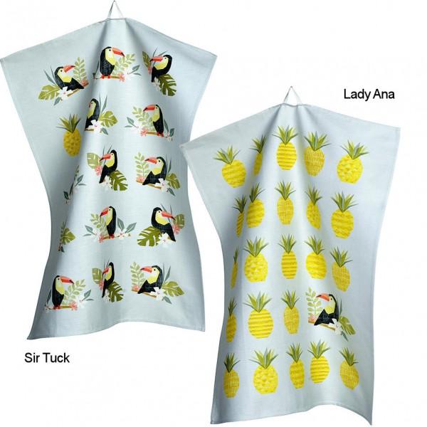 2 Geschirrtücher LADY ANA oder SIR TUCK (0)