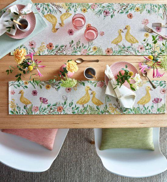 Tischband / Tischläufer SWEET DUCKS