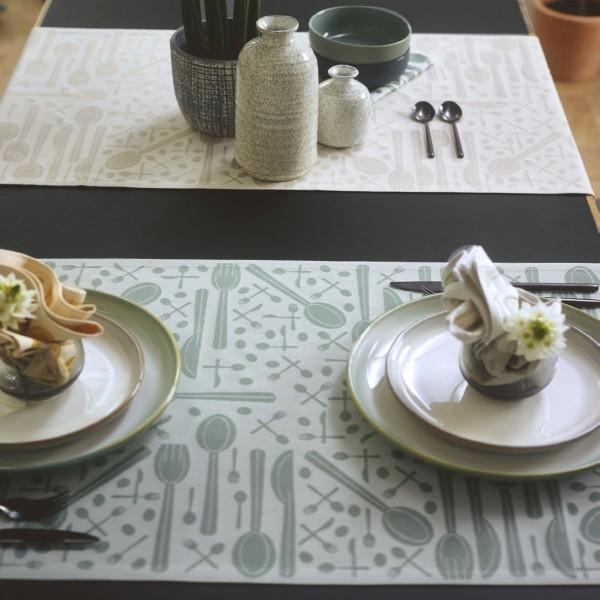 Tischläufer CUTLERY (0)