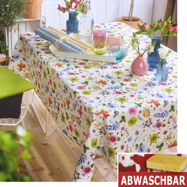 BISTRO MALLORCA Tischdecke abwaschbar (0)