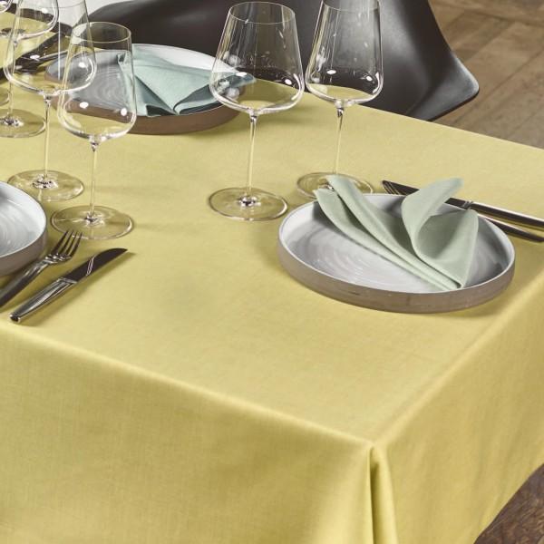 Tischläufer LOFT 50x140cm, Farbe 48-misty lemon (0)