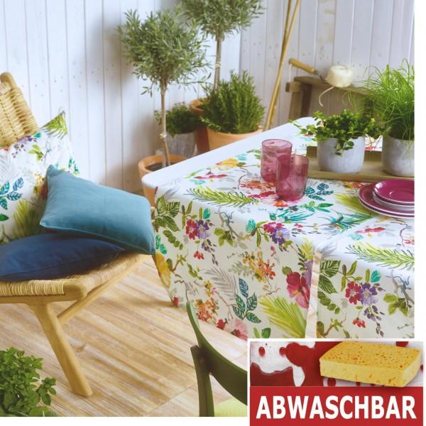 BISTRO MADEIRA Tischdecke abwaschbar (0)