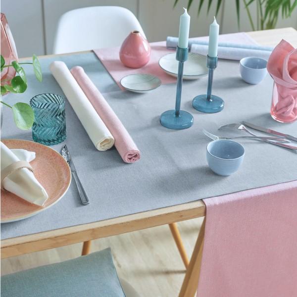 2 Tischsets SKY mit Fleckschutz (3)