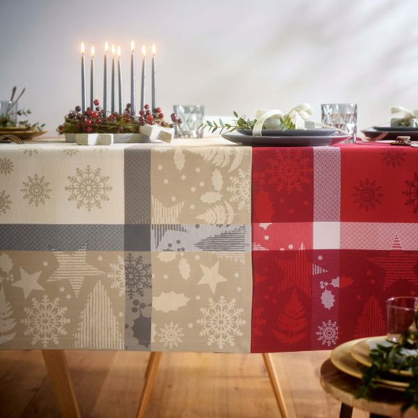 Tischläufer Weihnachten FAIRBANKS