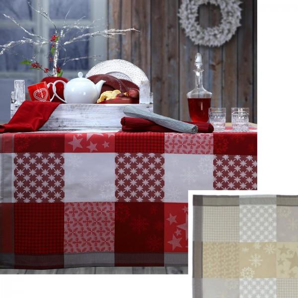 Tischdecke Weihnachten JUNEAU (0)