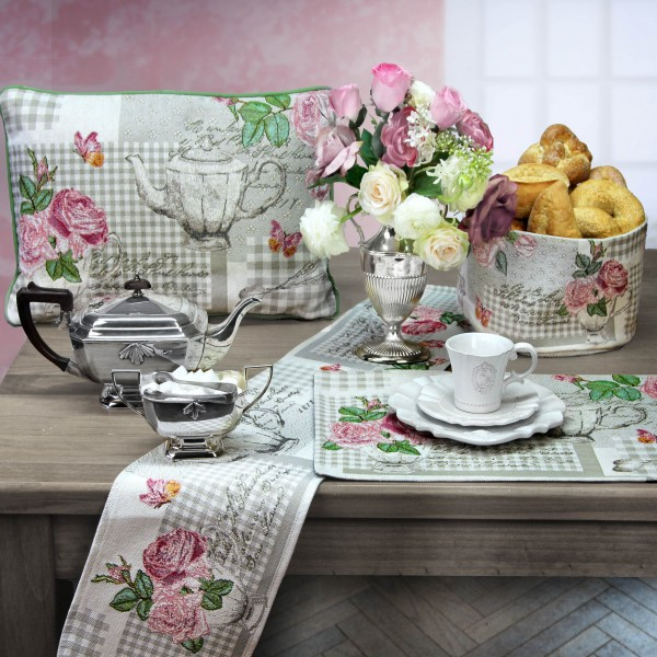 Sander Gobelin Kissen HIGH TEA (0)