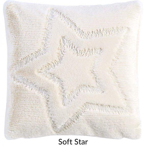 Kissenhülle SOFT STAR