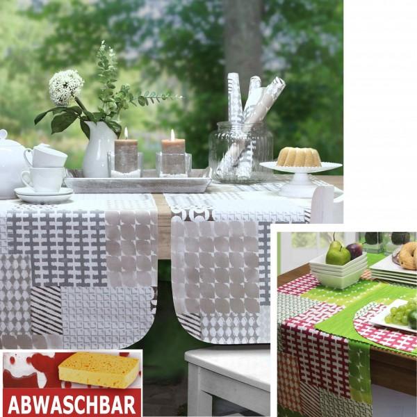 BISTRO LA STRADA Tischläufer abwaschbar (0)