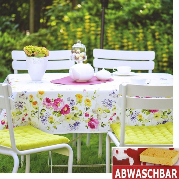 BISTRO GUERNSEY Tischdecke abwaschbar (0)