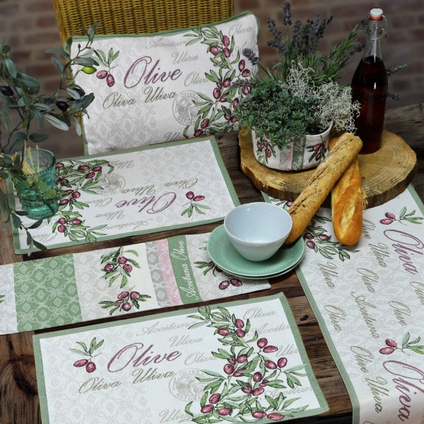 Sander Gobelin 2 Tischsets OLIVIA (0)