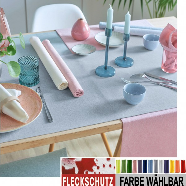 Tischläufer SKY mit Fleckschutz (0)