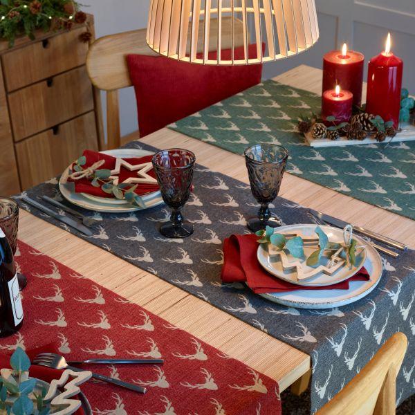 2 Stück Tischsets CORNA